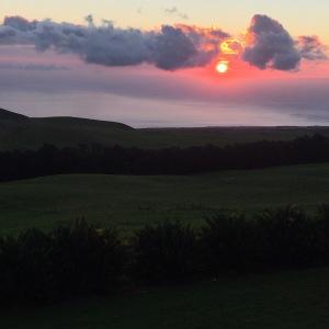 Kahua Sunset